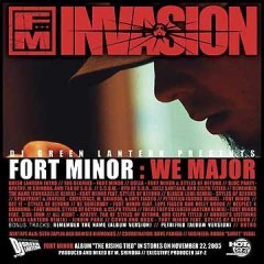 Fort Minor: We Major